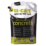 U-Can Mix in the bag Concrete, 17kg Bag