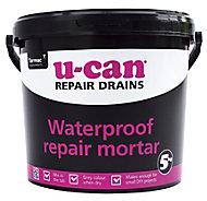 U-Can Repair mortar, 5kg Tub