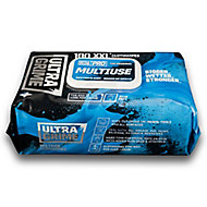 Ultragrime Pro Unscented Multisurface wipes, Pack of 1