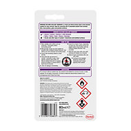 UniBond All purpose Sealant remover, 80ml