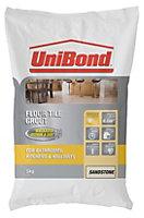 UniBond Beige Powder grout (W)5kg