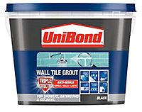 UniBond Black Grout, 1.38kg
