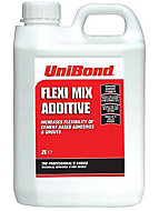 UniBond Grout & adhesive additive, 2L Jerry can