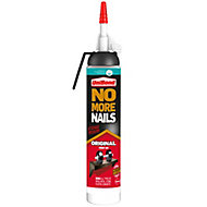 UniBond No more nails Solvent-free White Grab adhesive 200ml