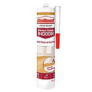 UniBond Perfect finish Light brown Floor Sealant, 300ml