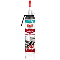 UniBond Perfect finish White Silicone-based General-purpose Sealant, 200ml