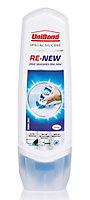 UniBond Re-New Mould resistant White Kitchen & bathroom Silicone-based Sanitary sealant, 100ml