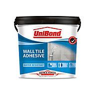UniBond UltraForce Ready mixed Beige Tile Adhesive, 6.9kg