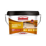 UniBond UltraForce Ready mixed Beige Tile Grout, 3.75kg