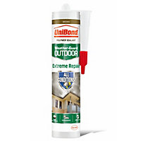 UniBond Weather-guard Brown Extreme repair Sealant, 300ml