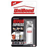 UniBond White Epoxy 2-part adhesive 60g