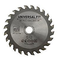 Universal 24T Circular saw blade (Dia)76mm