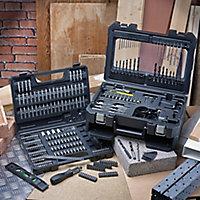 Universal 302 piece Mixed Drill bit Set