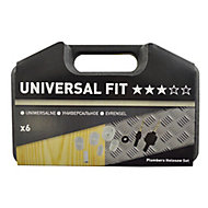 Universal Bi-metal 8 piece Holesaw set