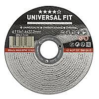 Universal Cutting Cutting disc (Dia)115mm