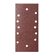 Universal Fit 40 grit 1/3 sanding sheet (L)185mm (W)93mm, Pack of 5