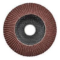 Universal Fit 40 grit Flap disc (Dia)115mm