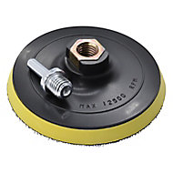 Universal Fit Drill sanding plate backing pad (Dia)115mm