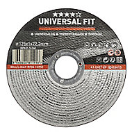 Universal Metal Cutting disc (Dia)125mm