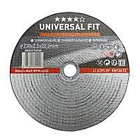 Universal Metal Cutting disc (Dia)230mm