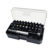 Universal Mixed Screwdriver bits, Pack of 32