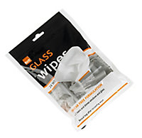 Unscented Window wet wipes, Pack of 24