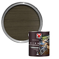 V33 High performance Grey Decking Wood oil, 5L