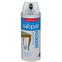 Valspar Clear Satin Polyurethane varnish 0.4L