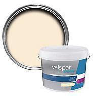 Valspar Trade Magnolia Silk Emulsion paint, 10L