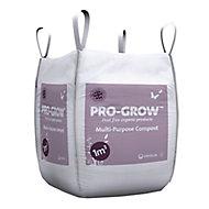Veolia Pro-Grow Peat-free Multi-purpose Compost 1000L