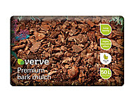 Verve Bark chippings 50L Bag
