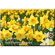 Verve Bulb planting Peat-free Compost 20L