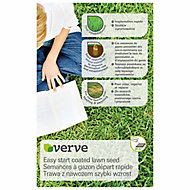 Verve Easy start coated Lawn seed 20m² 0.5kg
