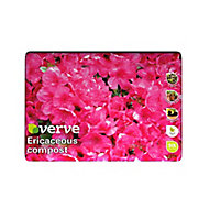 Verve Ericaceous Beds,borders & pots Compost 50L