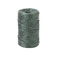 Verve Green Plastic Plant tie
