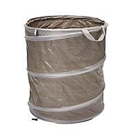 Verve Grey Pop-up bag, 120L