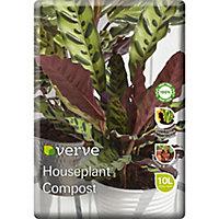 Verve Houseplant Compost 10L