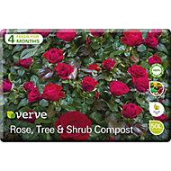 Verve Rose, tree & shrub Compost 50L
