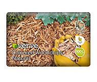 Verve Woodchip mulch Large 100L Bag