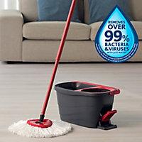 Vileda Turbo smart Microfibre Bucket & mop set