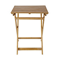 Virginia Wooden Extendable Table