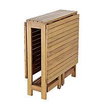 Virginia Wooden Extendable Table