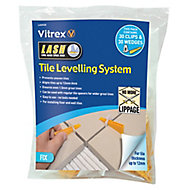 Vitrex LASH30 Plastic 160mm Tile levelling spacer, Pack of 30