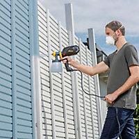 Wagner W 575 630W Corded HVLP paint sprayer 12V