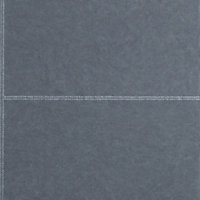Wall Fashion Impala Black Leather panel Wallpaper