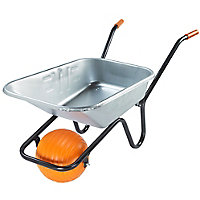 Walsall Steel Heavy duty Ballbarrow 90L