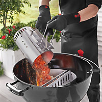Weber Charcoal barbecue starter