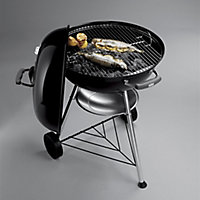 Weber Compact kettle Black Charcoal Barbecue