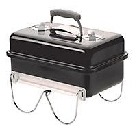 Weber Go-anywhere Black Charcoal Barbecue