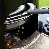Weber Smokey mountain Black Charcoal Barbecue